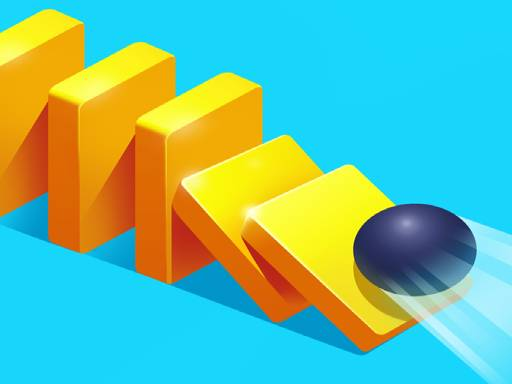 Play Domino Fall 3D Now!