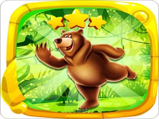 Play Bear Jungle Adventure Now!