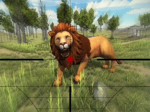 Play Lion Hunting 3D Now!