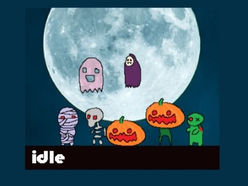 Play Idle Helloween HD Now!