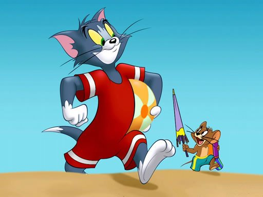 Play Tom And Jerry Match 3 Now!
