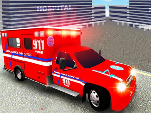 Play City Ambulance Simulator Now!