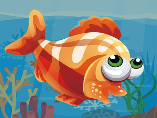 Play Fish World Puzzle Now!