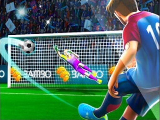 Play Football Strike Free Kick Now!