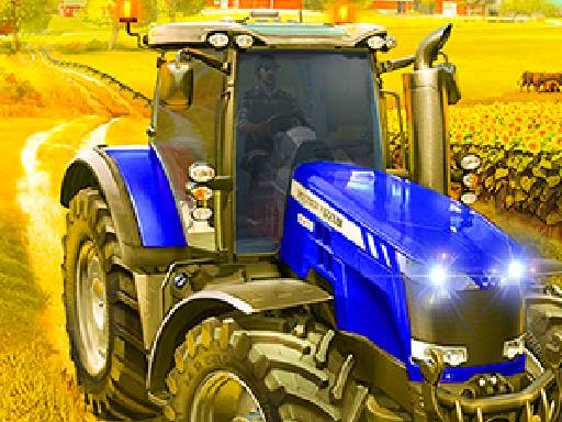 Play Village Farming Tractor Now!