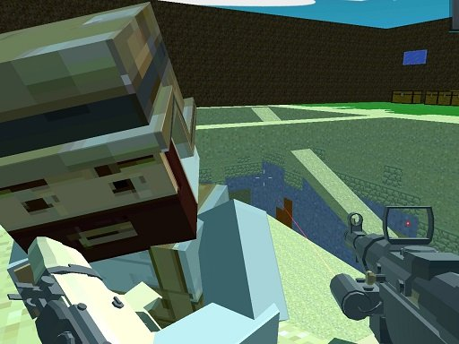 Play Pixel Arena Game FPS Now!