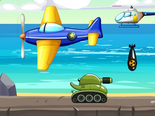 Play Enemy Aircrafts Now!