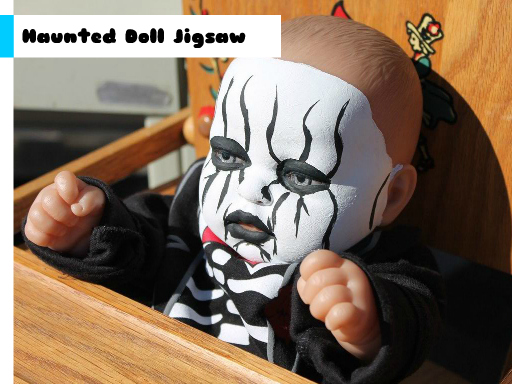 Play Haunted Doll Jigsaw Now!