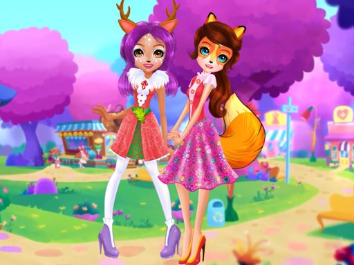 Play Enchanting Animal Spirits Now!