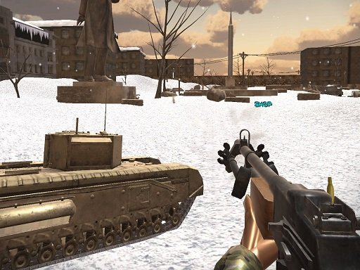 Play WW2 Cold War Game Fps Now!