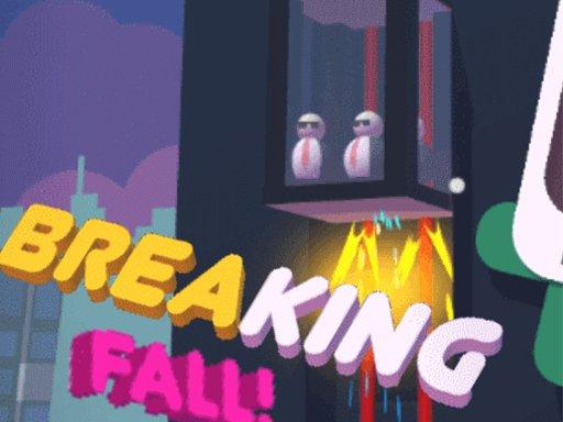Play Breaking Fall Jigsaw  Now!