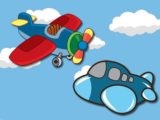 Play Airplanes Coloring Pages Now!
