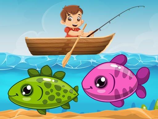 Play Fishing Boy Now!
