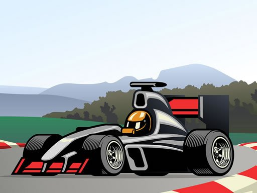 Play Super Race Cars Coloring Now!