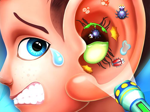 Play Ear Doctor Game Now!