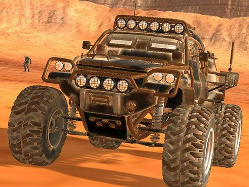 Play Martian Driving Now!