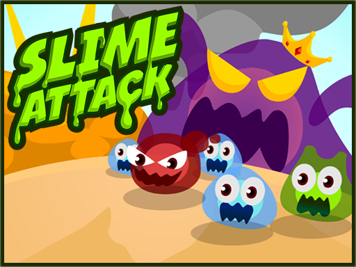 Play Slime Attack Now!