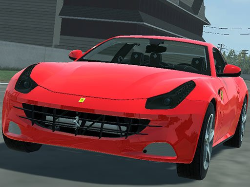 Play Ferrari Track Driving Now!