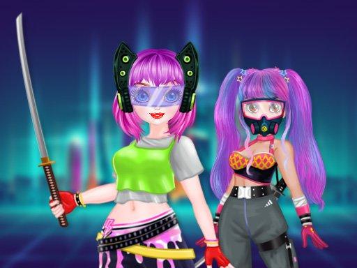 Play Princess Cyberpunk 2200 Now!