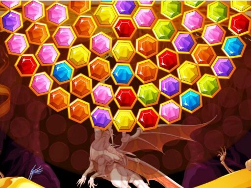 Play Gems Shooter Now!