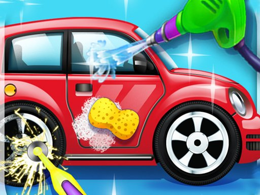 Play Car wash game Now!