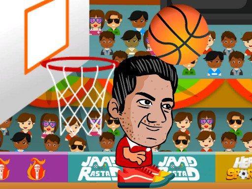 Play Head Basketball Now!