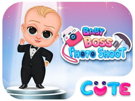 Play Baby Boss Photo Shoot Now!