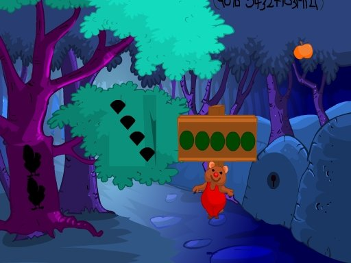 Play Escape The Dark Forest Now!