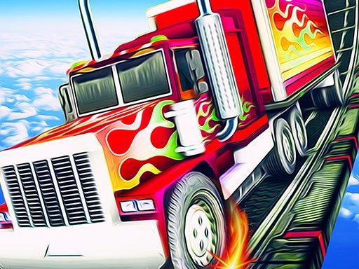 Play Truck Simulator Parking 3D Now!