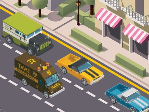 Play Miami Traffic Racer Now!