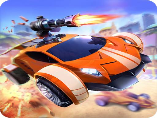 Play Car Shooting Rival Rage Now!