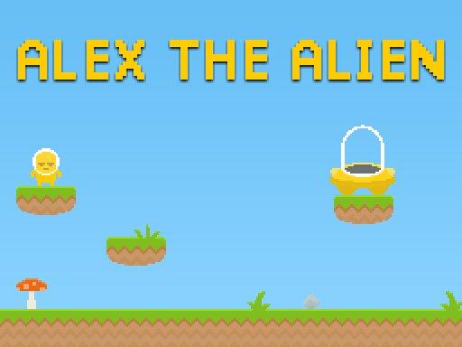 Play Alex The Alien Now!
