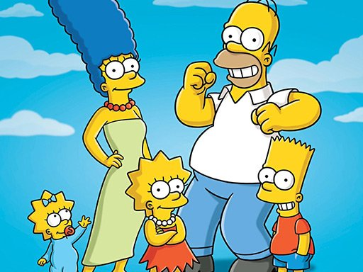 Play Simpsons Jigsaw Puzzle Collection Now!