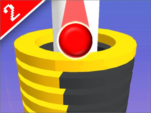Play Stack Ball Legend Now!