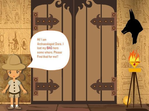 Play Egypt Fort Escape Now!