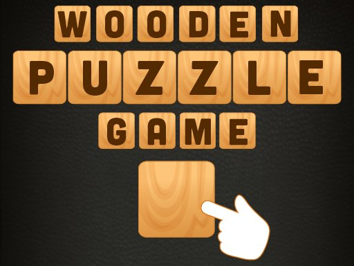 Play Wooden Puzzle Game Now!