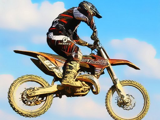 Play Dirtbike Racing Stunts Now!