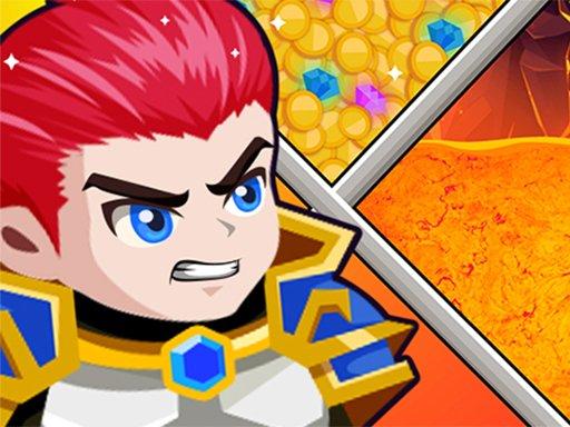 Play Hero Rescue Puzzle Now!