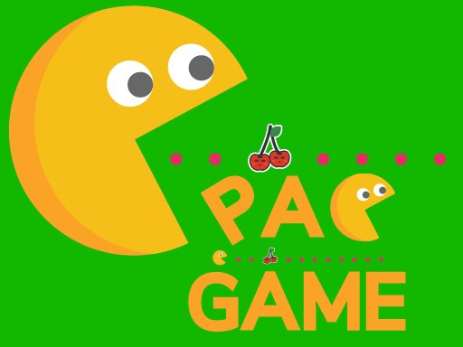 Play Pac Game Now!