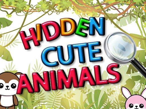 Play Hidden Cute Animals Now!