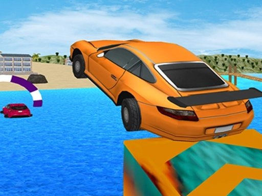 Play Water Car Game Now!