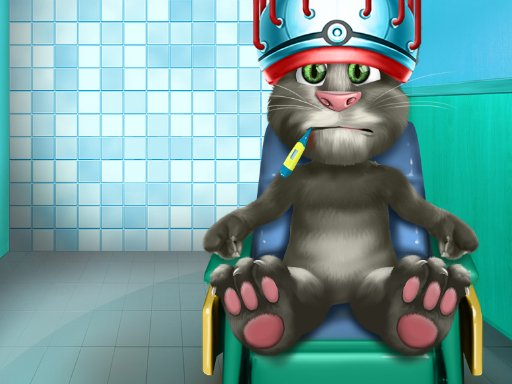 Play Talking Tom Surgeon	 Now!