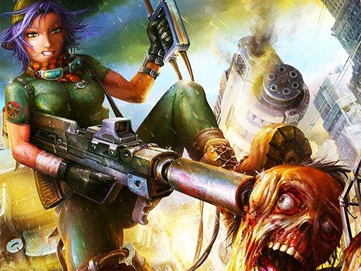 Play Zombie Terror Now!