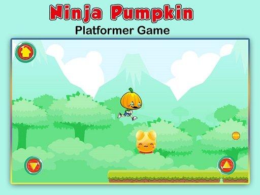 Play Ninja Pumpkin Now!