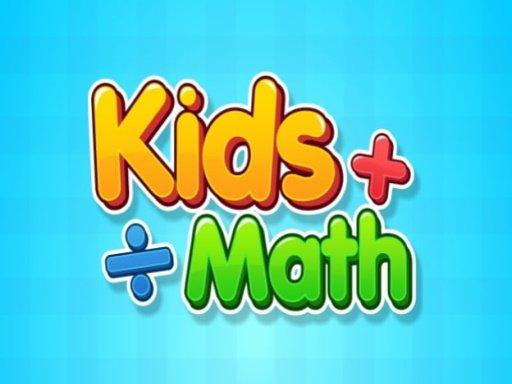 Play Kids Math Now!