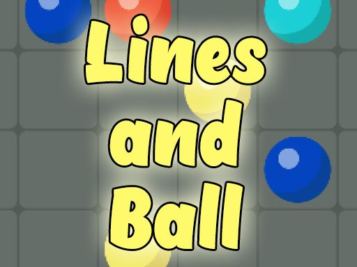 Play Lines and Ball Now!
