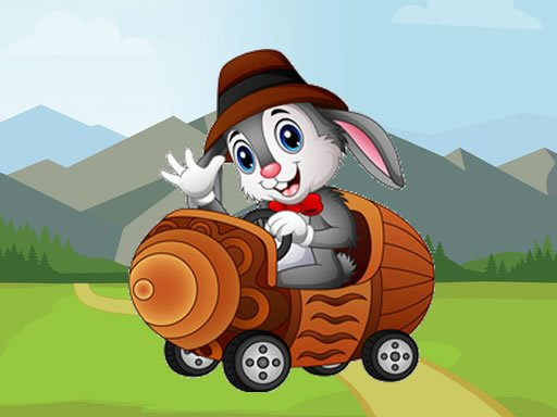 Play Cartoon Animals In Cars Match 3 Now!