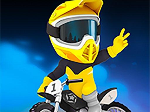 Play Moto Rush Now!