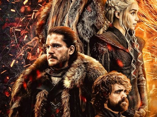 Play Game of Thrones Jigsaw Puzzle Collection Now!