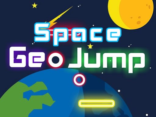 Play Space Geo Jump Now!